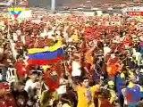 Chávez: El PSUV es el más grande Ejército Rojo de la paz que tiene Venezuela parte 2 de 2