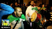 les DZ d' aulnay sous bois en mode one two three viva l'algerie