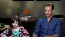 What Maisie Knew Alexander Skarsgard & Onata Aprile Interview P2 - Alexander Skarsgard news-Taiwan