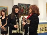 The Opening of Arame Art Gallery exhibition Masters of Contemporary Renaissance 12-12-2012