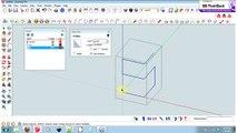 Sketchup NCGen: Manual tool path creation
