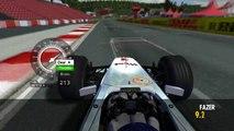 McLaren onboard - Spa - Mika Hakkinen