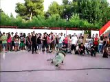 BREAK DANCE TOTANA POSITIVE SOUND FESTIVAL DEPENDENCE CREW