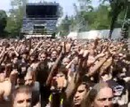 Satyricon - Mother North (at Gods Of Metal 2006, Milan)
