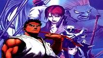 Street Fighter EX2 Arcade Music - WHITE FIELD ~Snow Mountain Stage