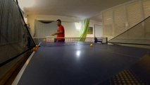 service Table tennis tricks serve tips training 2013 slow motion backspin gopro hero 3 black edition