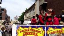 Cirkusz Szeged belvárosában
