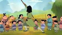 Mulan 2 - Première leçon HD