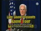 Letterman - Know your current events