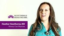 Meet Dr. Heather Hawthorne - Scottsdale Healthcare Primary Care Thompson Peak