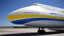 Antonov Design Bureau AN-225 Mriya Walkaround Minneapolis International Airport
