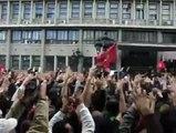 TUNISIAN REVOLUTION: BEN ALI DEGAGE (BEN ALI GET OUT)
