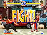 Real Bout Fatal Fury 2: The Newcomers (Arcade) Playthrough as Hon-Fu