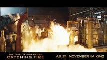 DIE TRIBUTE VON PANEM - CATCHING FIRE ⎢ Finaler Trailer ⎢ Deutsch ⎢ Ab 21.11 im Kino!