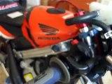Pocket bike AM6 minimoto competición