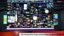 Palm Expo, Pragati Maidan + AV Install Expo, Integration Expo, August 2015, Delhi