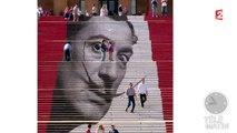 Street Art et Stairs Art, les escaliers du monde entier investis par les street artistes !  - 2015/08/13
