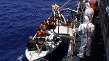 Cerca de 60 migrantes estão desaparecidos no Mediterrâneo