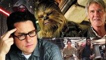 J.J. Abrams Talks Star Wars 7 Names and Han Solo Shoots!
