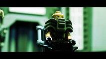 Lego Star Wars the Search II - Space Battle Teaser ( Brickfilm ) English