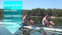 TEAM FRANCE 2015  LM4x Quatre de couple homme poids léger