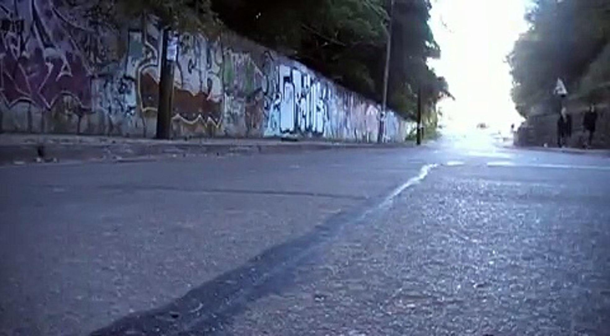 Longboard Downhill Slide - Santo  Grial Argentina