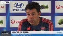 Olympique Lyonnais : Fournier fait le point sur le mercato