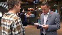 Staking NMBS voelbaar in Antwerpse stations