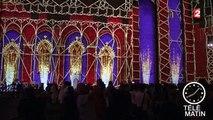 Un spectacle pour découvrir le palais des papes d'Avignon