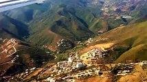 Atterrissage merveilleux sur Béjaia kabylie