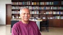 Focusing Peoples Architecture - Professor Mohammad Yunus