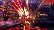 Onechanbara Z2: Chaos -gameplay