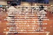 Thousand Waves Bo-Jutsu Workshop for Seido Karate Student
