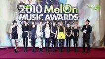 101215 Hoot & Oh!  Melon Music Awards    Girls' Generation