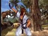 Dead or Alive Music video-Mortal Kombat