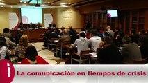 """Resumen de la charla - coloquio """"Comunicación en tiempos de crisis"""""""