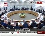 PM Narendra Modi's address at plenary session of SCO meeting
