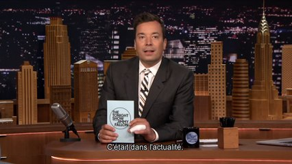 Jimmy Fallon présente le pour et le contre : les plages de nudistes - Tonight Show du 11/08, sur MCM !