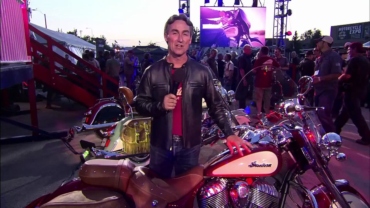 The Scout Unveiled – Indian Motorcycle