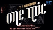 [Vietsub + Kara - 2ST] Comeback When You Here This Song - JYP Nation @ JYP Nation Korea 2014 'One Mic'