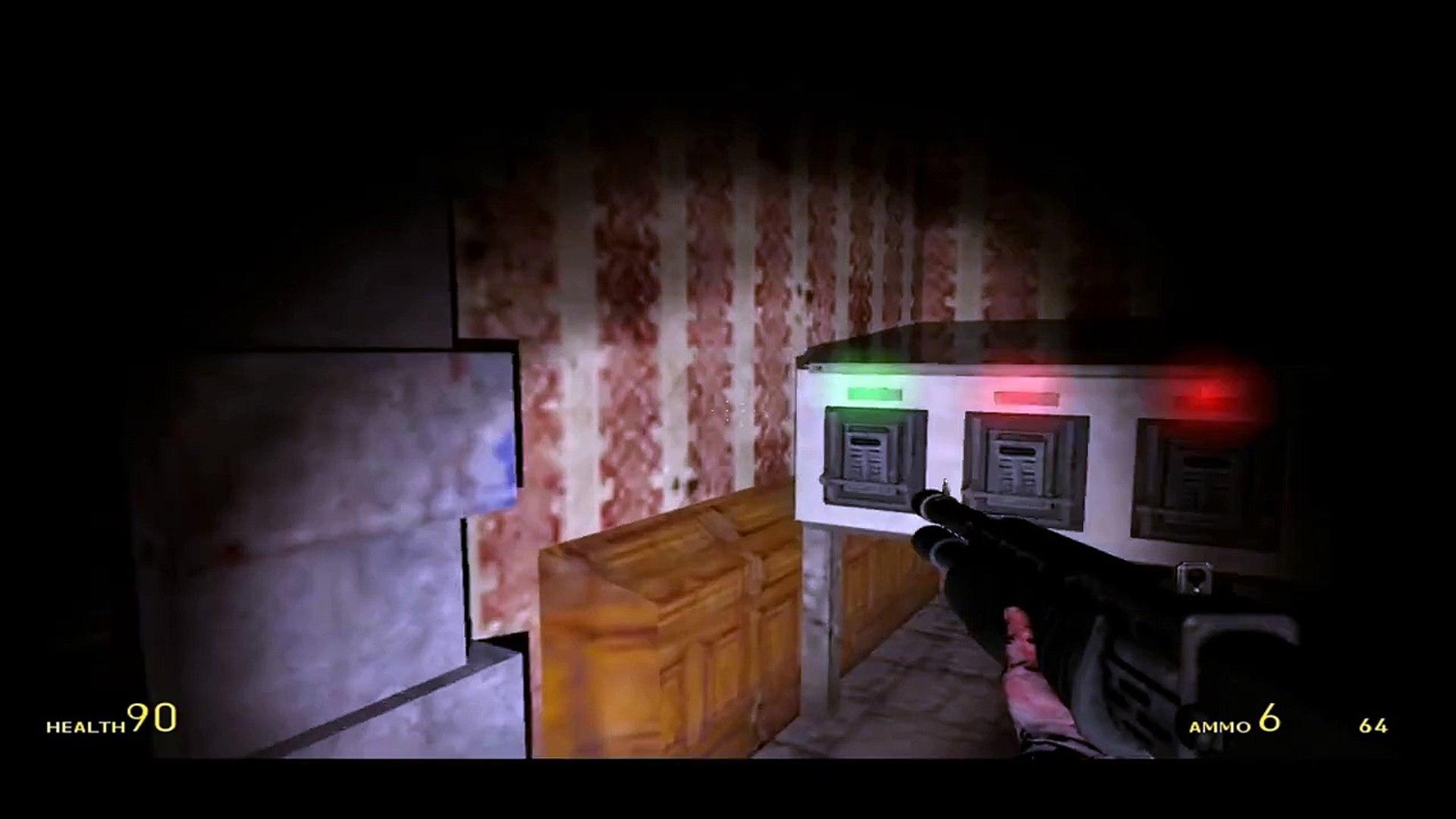 Gmod Horror Maps(Серия 4):Death of the Dream 3