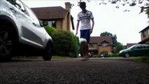 Touzani around the world tutorial-Learn TATW-Freestyle Football/Soccer trick
