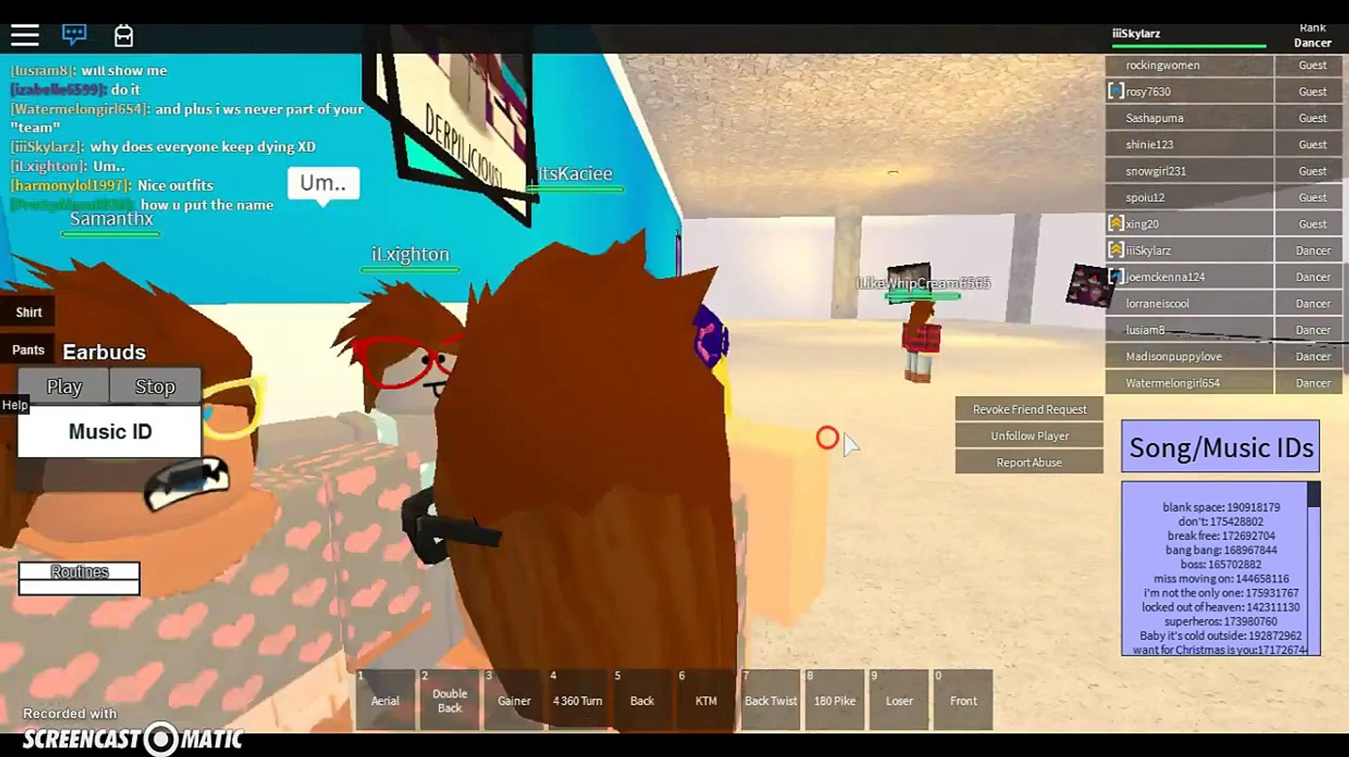 locked out of heaven roblox id
