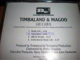Timbaland & Magoo Ft. Shaunta Luv 2 Luv U (Long Form)