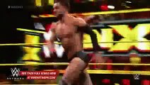 Finn Bálor is helped to the back following Kevin Owens' attack WWE.com Exclusive, Aug. 12, 2015