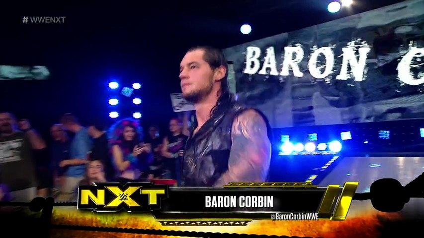 Baron Corbin vs. Axel Tischer 8.12.15