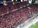 Suisse - Grèce, Hymne national suisse