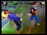 Dragon Ball Z Budokai Tenkaichi 2 - Androides Vs Guerreros Z