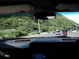 TR7 V8 over the Rimutaka Hill to Greytown