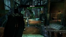 Batman: Arkham Asylum - Riddler's Challenge: Arkham Mansion (2/2) Riddler Trophies and Riddles